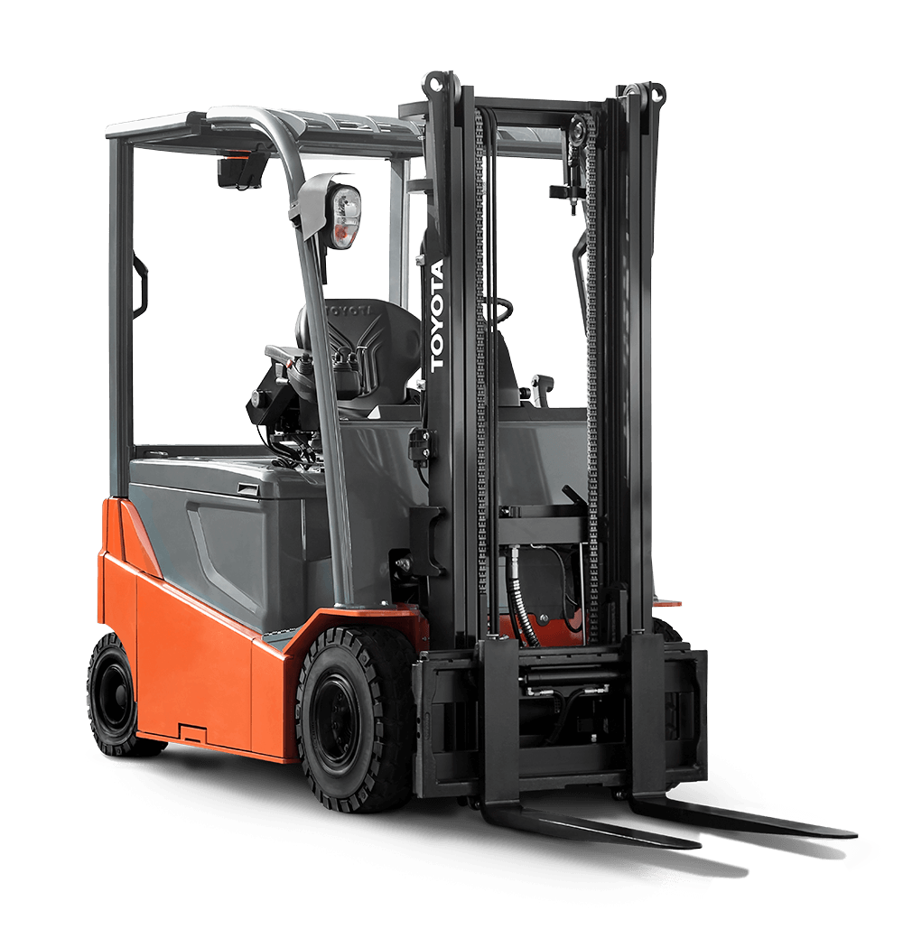 80v electric pneumatic forklift