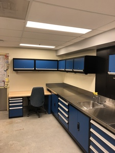 Cabinets and Workstations